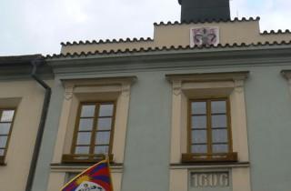 Vlajka pro Tibet 2015