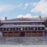 Lhasa, Däpung Gompa