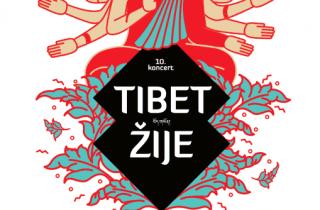Benefiční koncert Tibet žije 2016